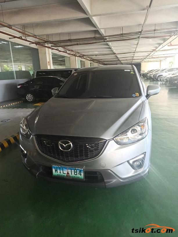 Mazda Cx-5 2013 - 4