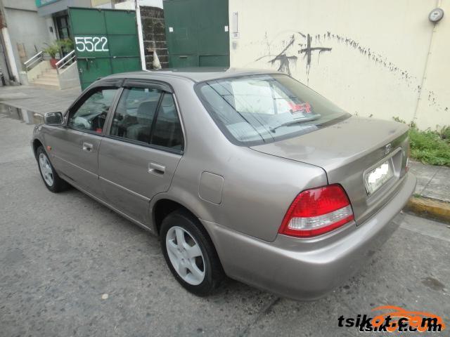 Honda City 2002 - 1