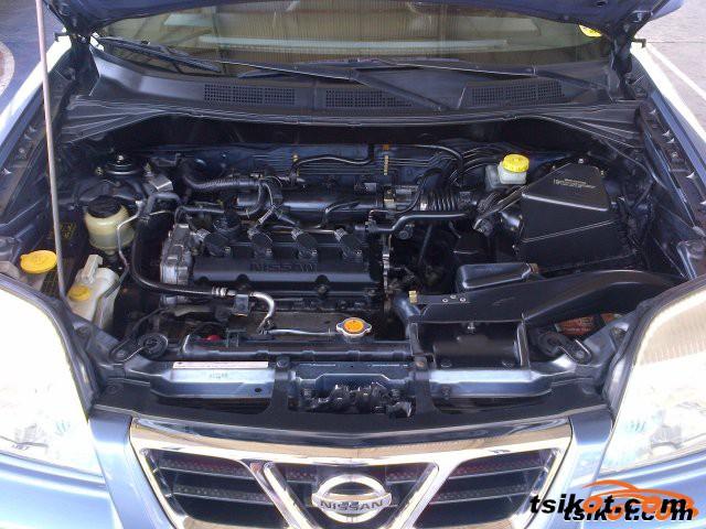 Nissan X-Trail 2005 - 6