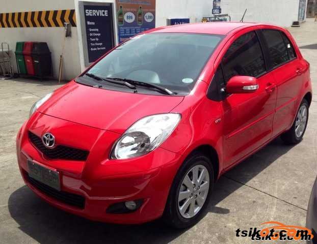 Toyota Yaris 2010 - 5