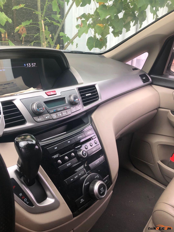 Honda Odyssey 2013 - 7