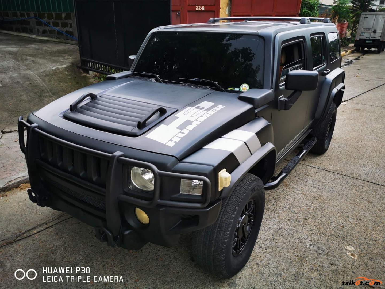Hummer H3 2006 - 1