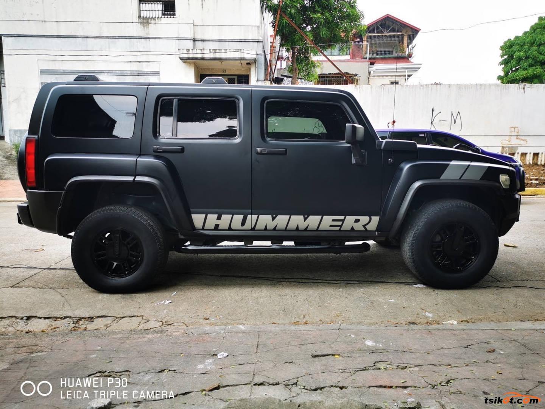 Hummer H3 2006 - 2