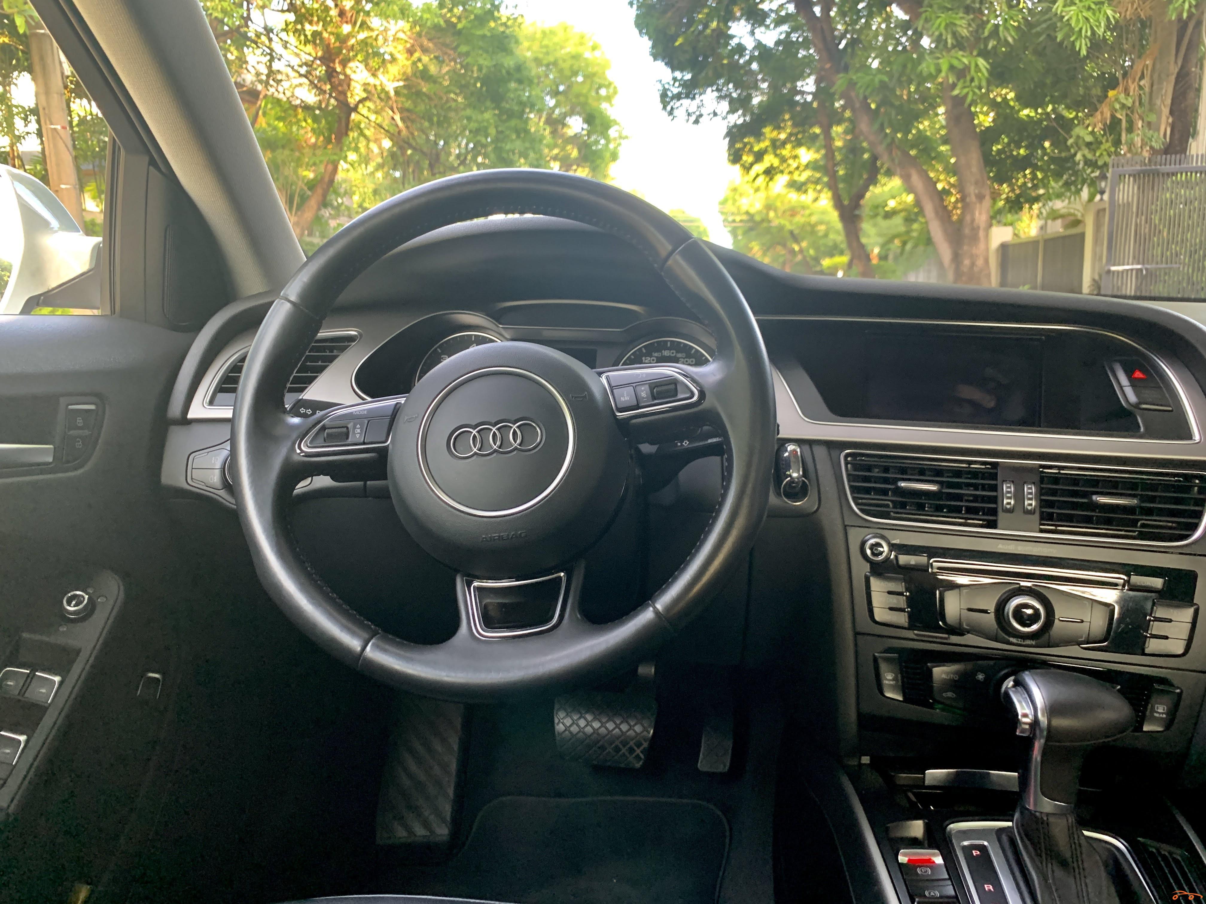 Audi A4 2014 - 5