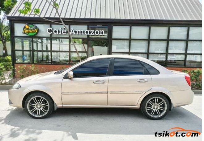 Chevrolet Optra 2008 - 2