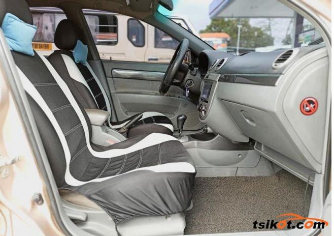 Chevrolet Optra 2008 - 6