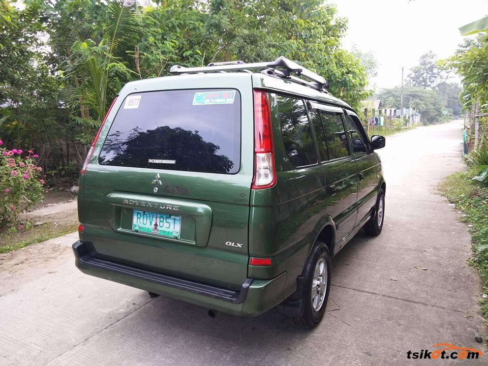 Mitsubishi Adventure 2006 - 2