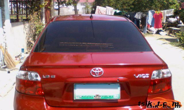 Toyota Vios 2004 - 5
