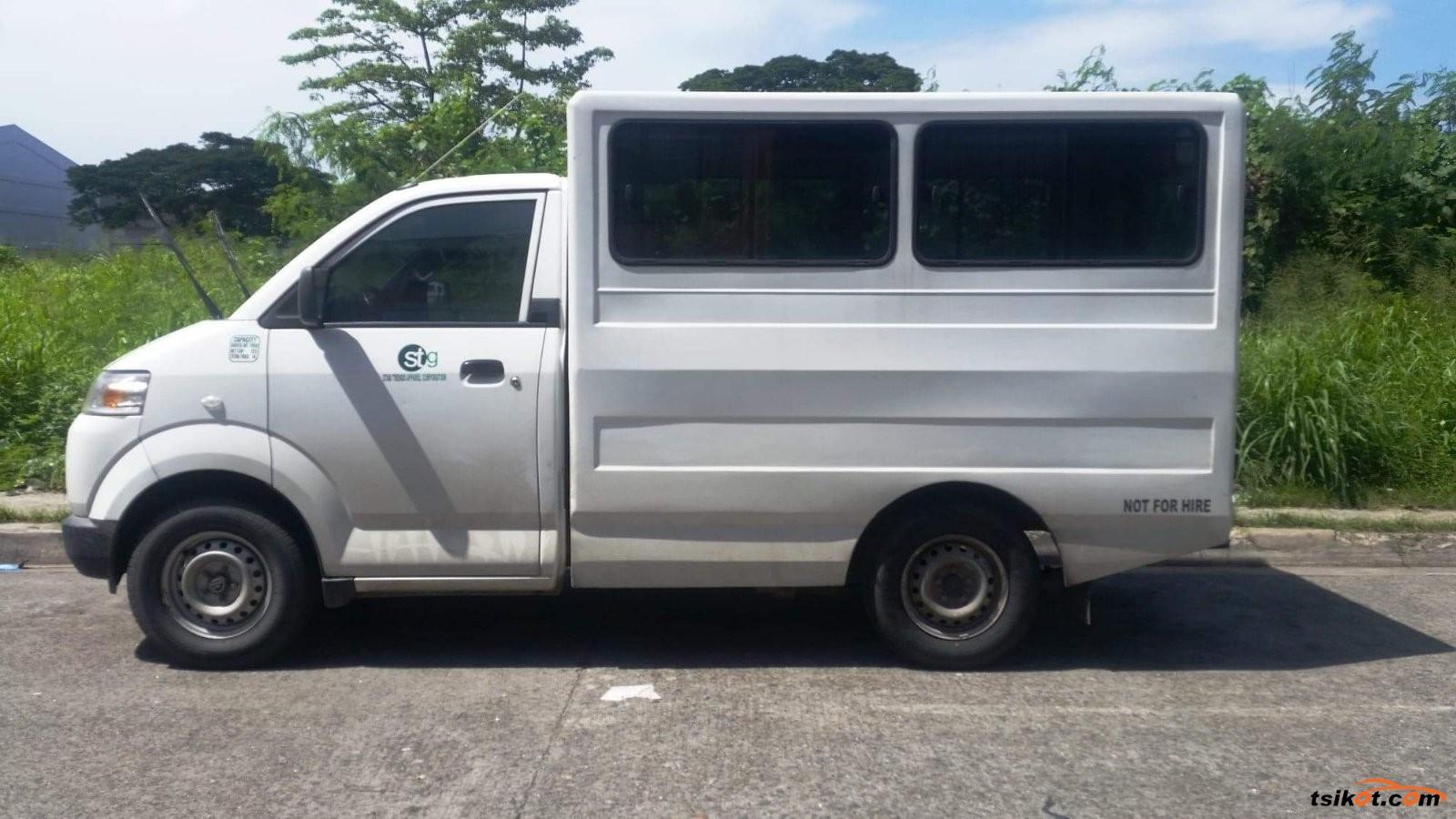 Suzuki Apv 2014 - 2