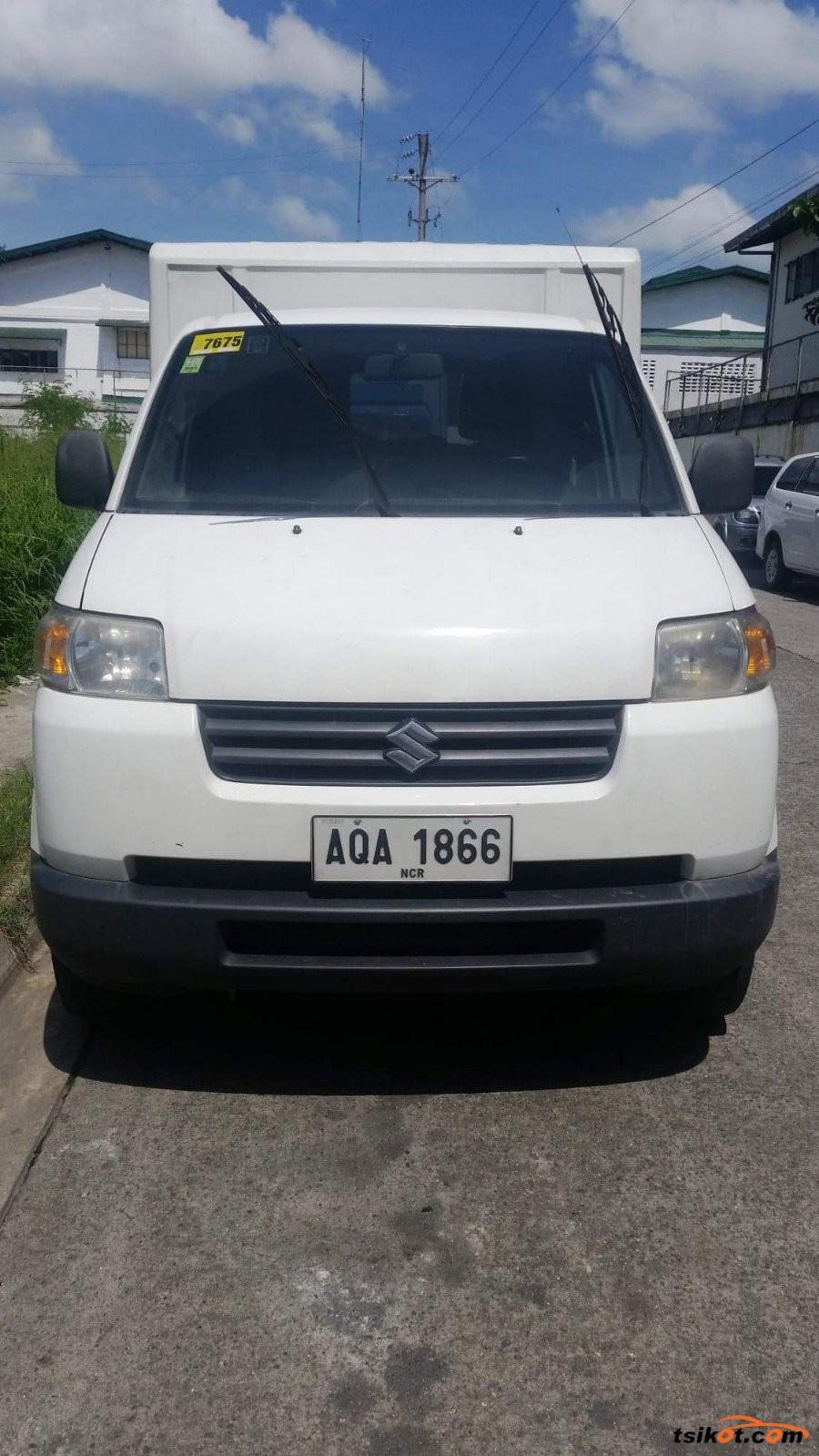 Suzuki Apv 2014 - 4