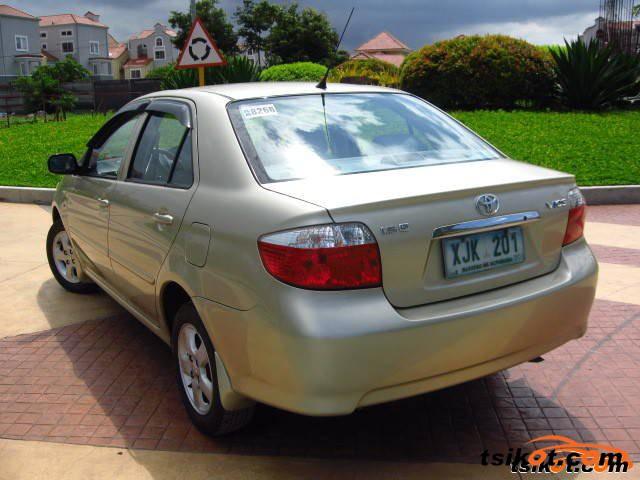 Toyota Vios 2003 - 1