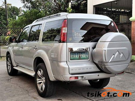 Ford Everest 2012 - 3