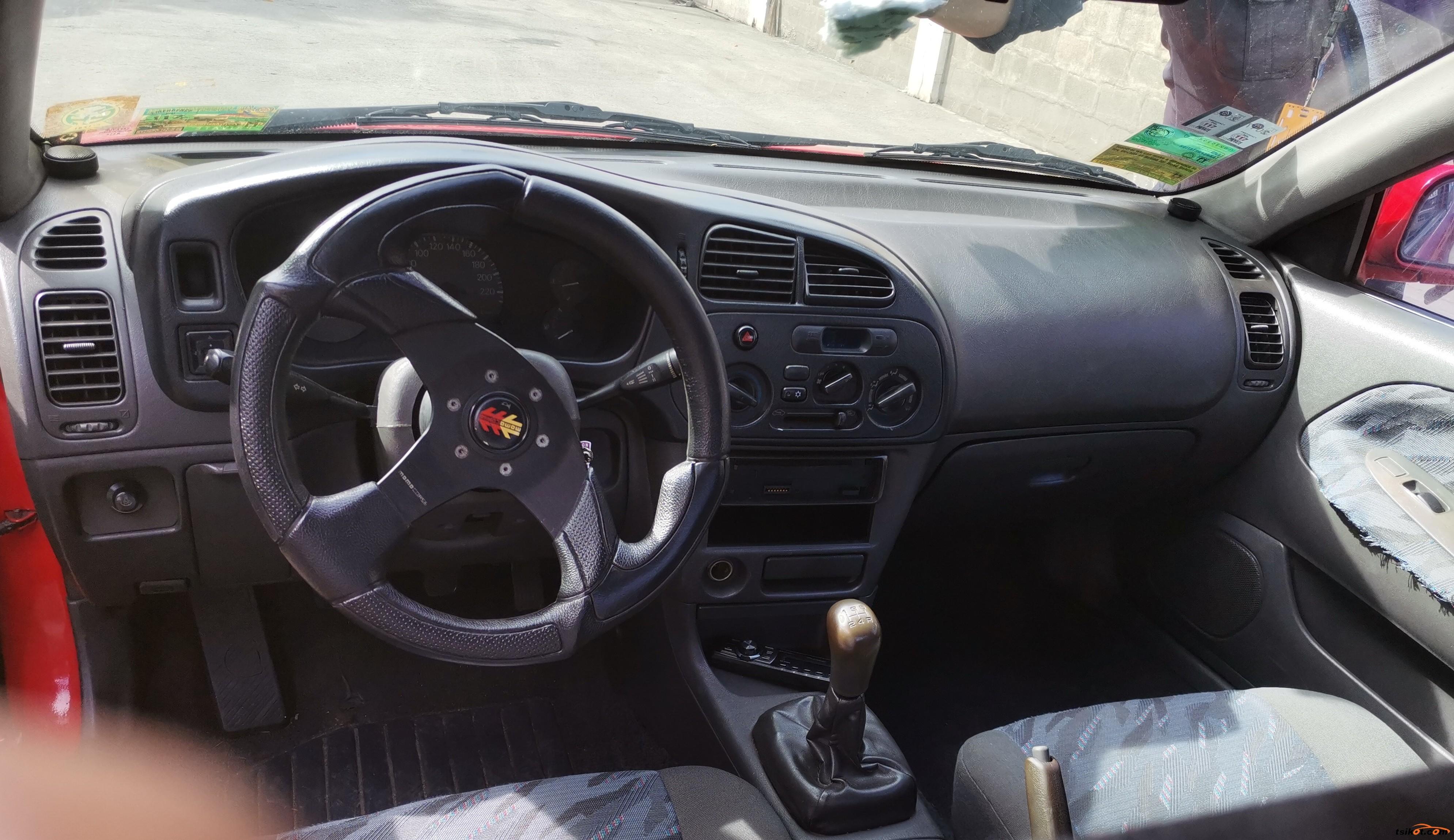 Mitsubishi Lancer 1997 - 7