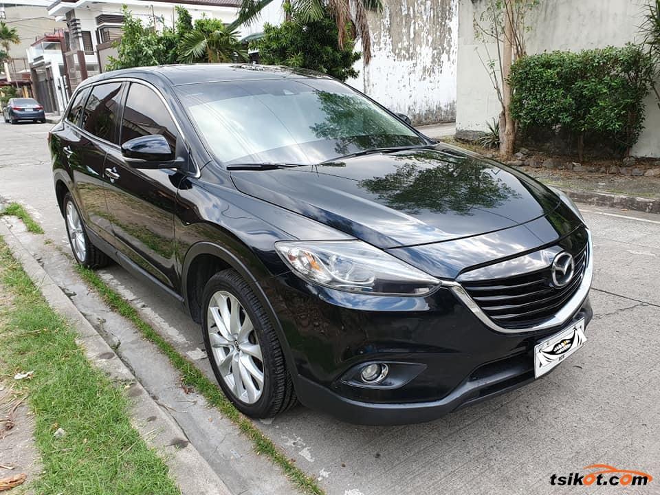Mazda Cx-09 2015 - 2