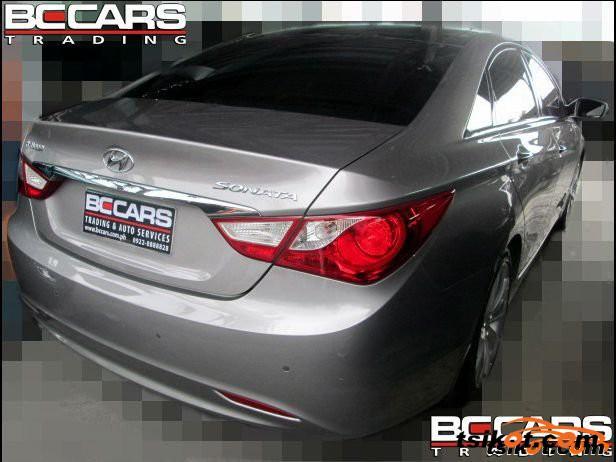 Hyundai Sonata 2011 - 2