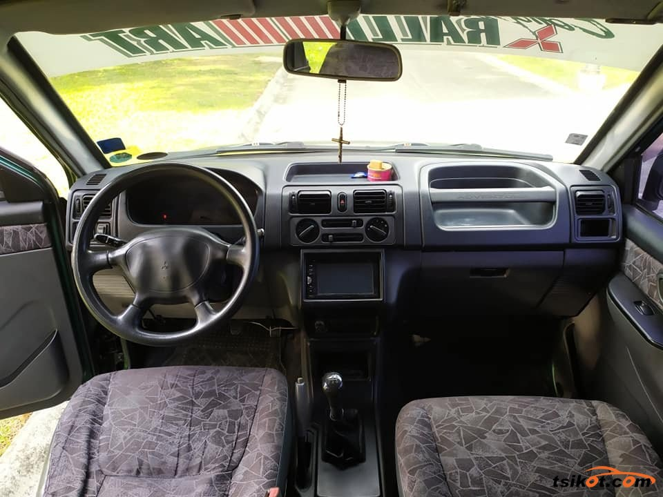 Mitsubishi Adventure 2008 - 5