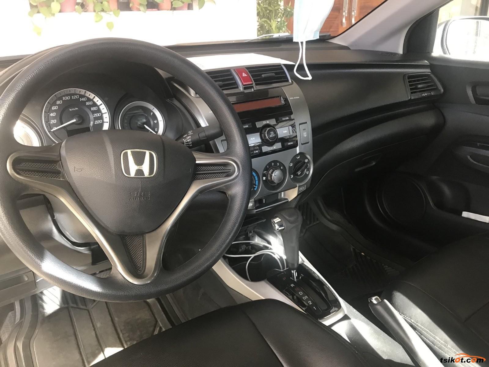 Honda City 2013 - 5