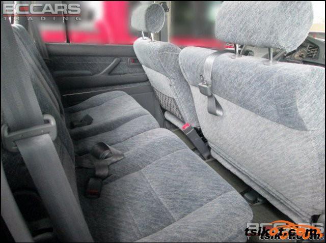 Toyota Land Cruiser 1996 - 6