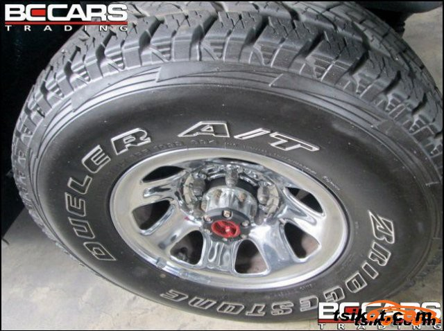 Toyota Hilux 2001 - 3