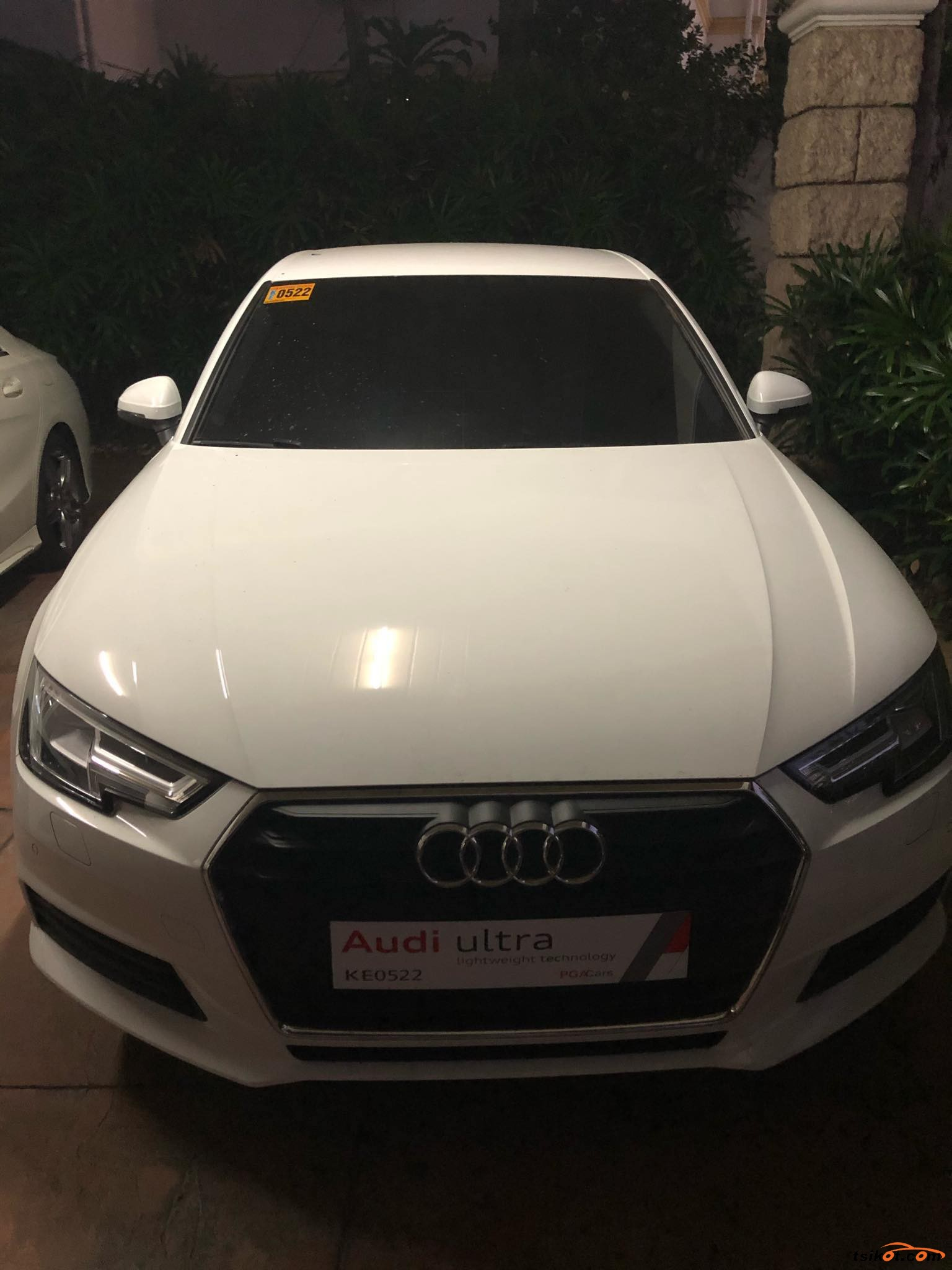 Audi A4 2018 - 1