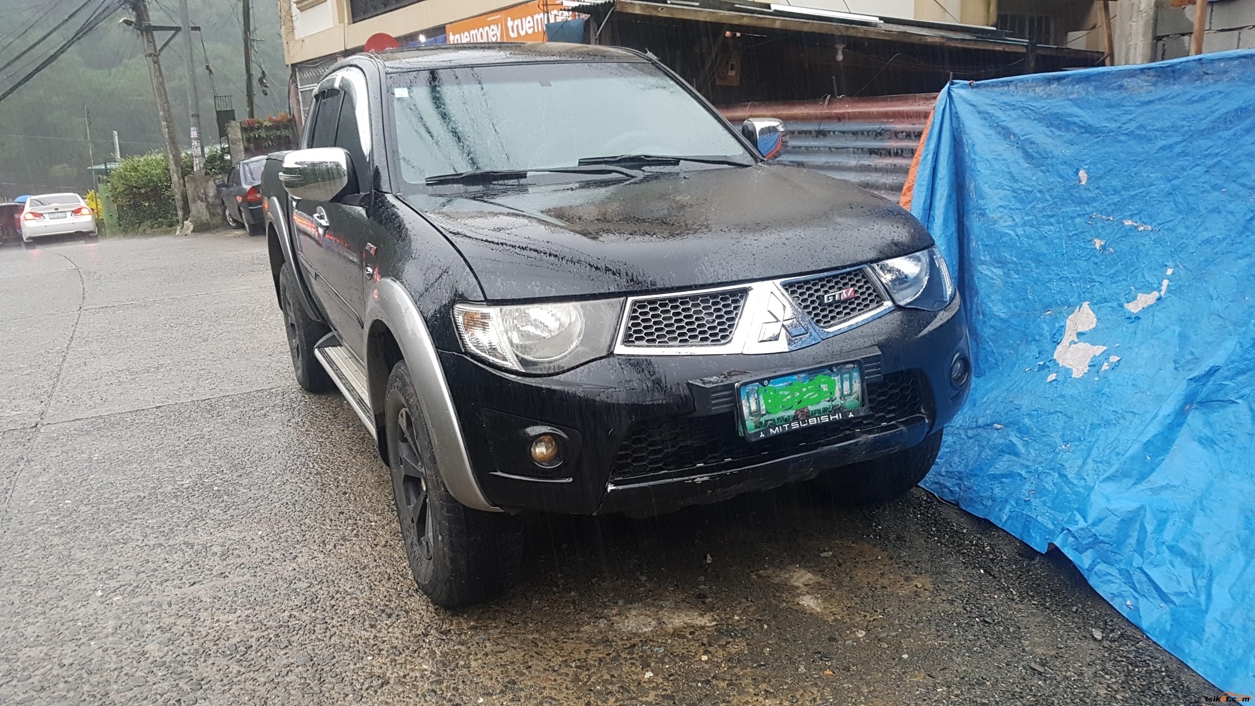 Mitsubishi Strada 2013 - 7