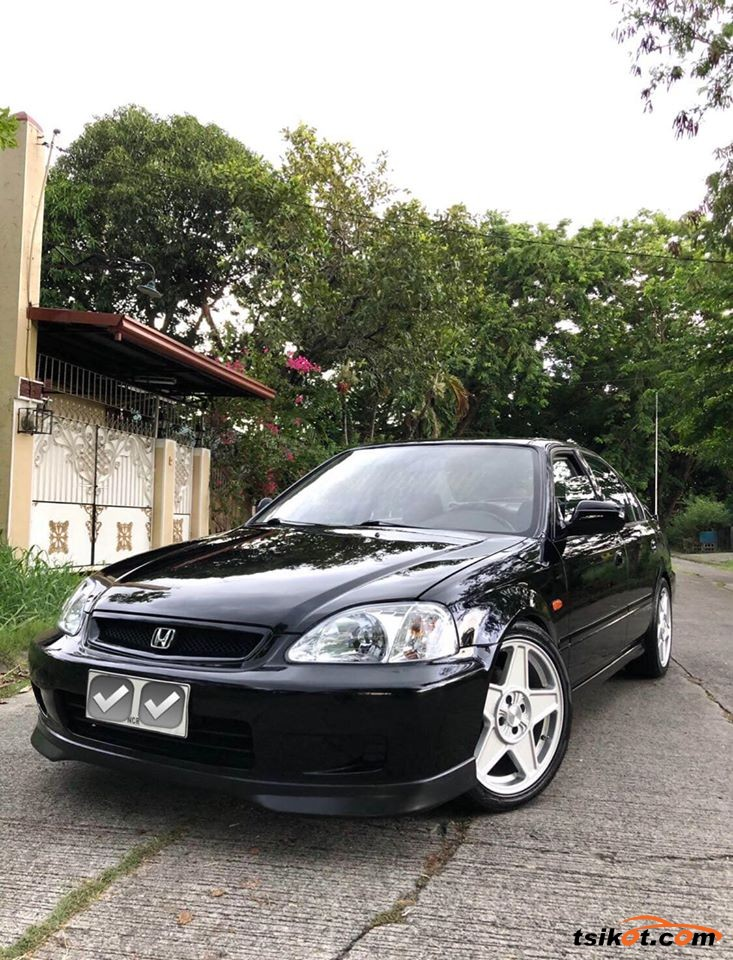 Honda Civic 1998 - 2