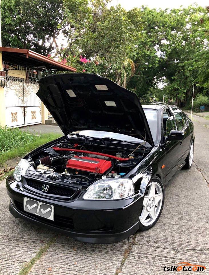 Honda Civic 1998 - 3