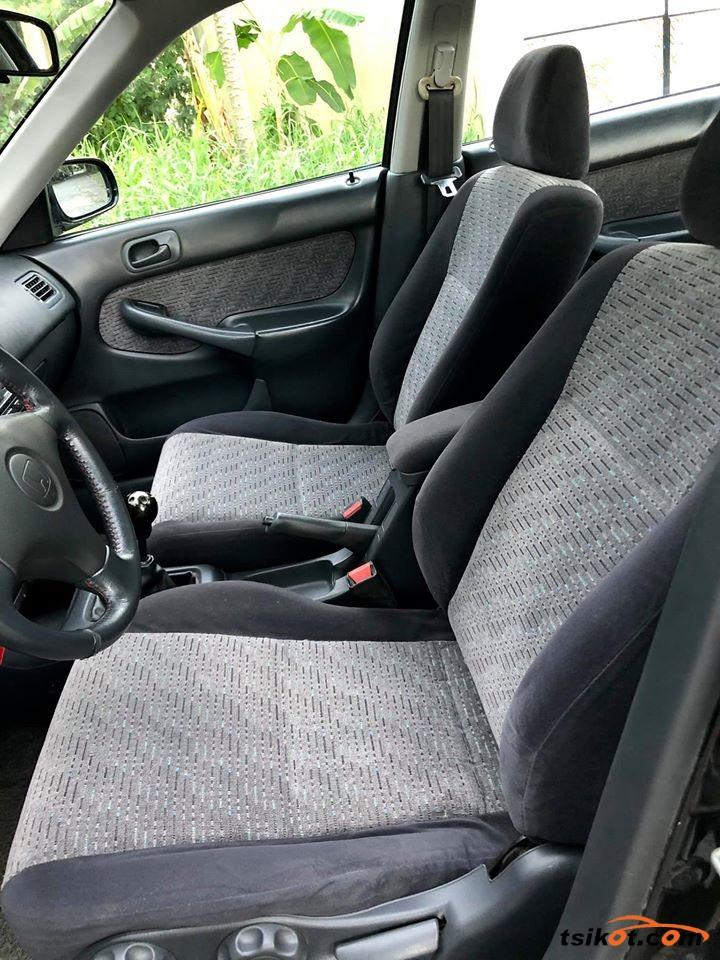 Honda Civic 1998 - 5