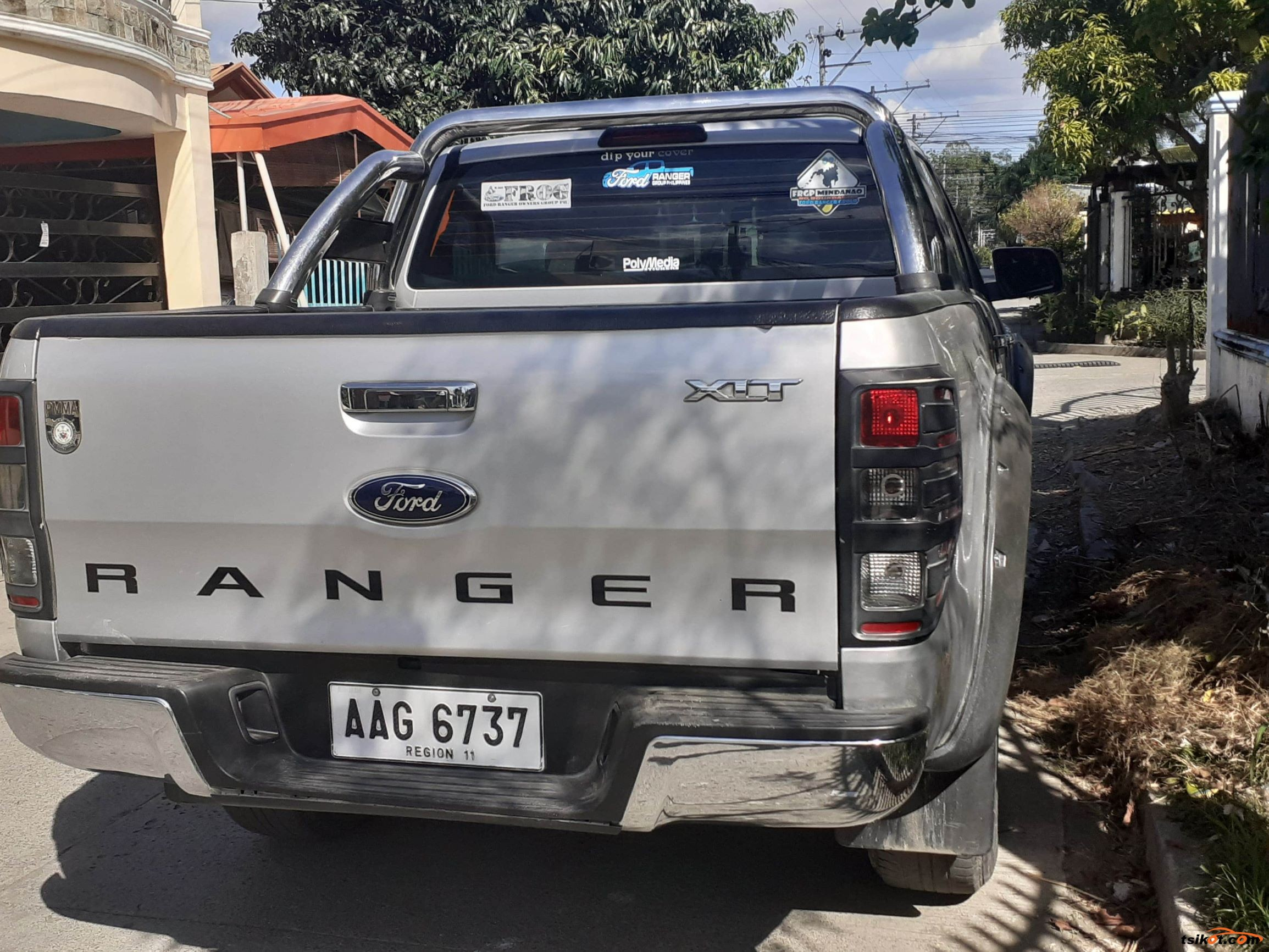Ford Ranger 2014 - 6