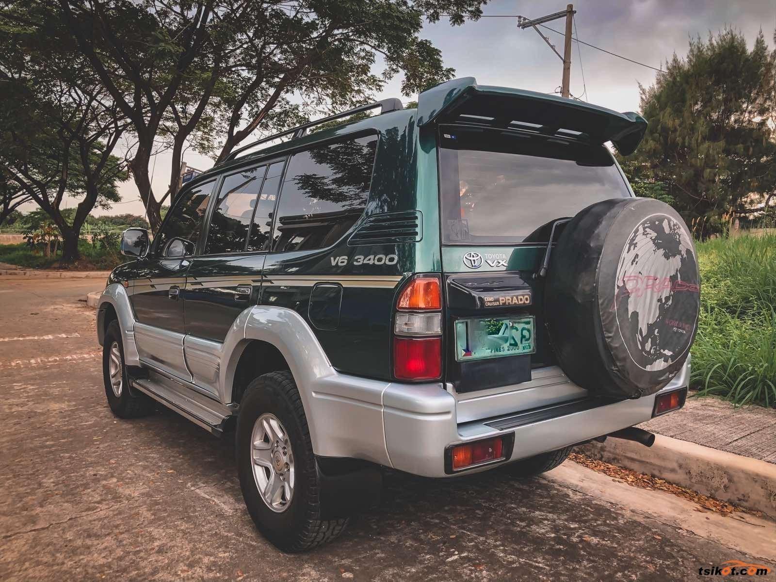 Toyota Land Cruiser Prado 2017 - 10