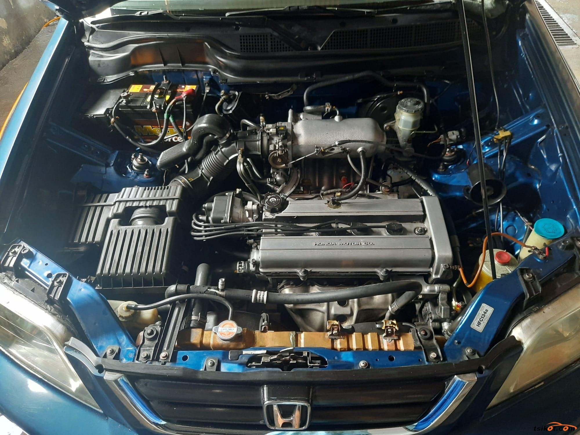 Honda Cr-V 1998 - 3