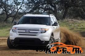 Ford Explorer 2015 - 1