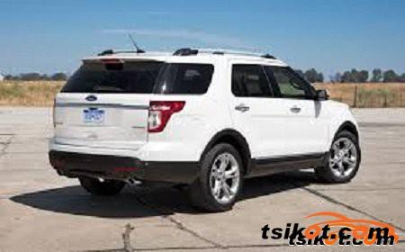 Ford Explorer 2015 - 6