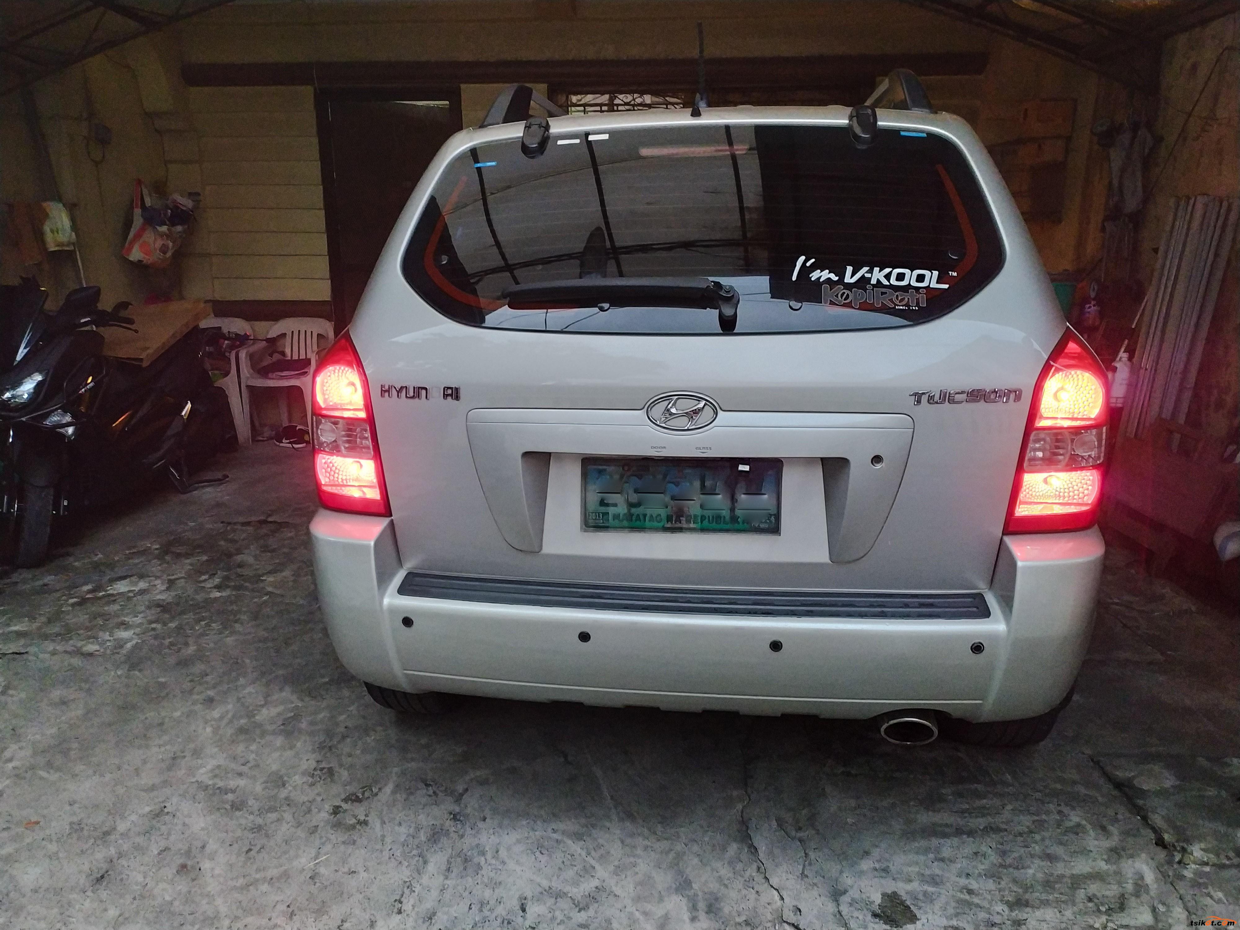 Hyundai Tucson 2007 - 6