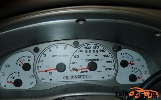 Ford Ranger 2001 - 1