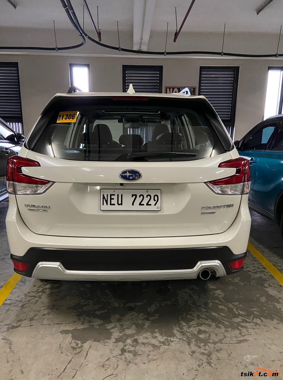 Subaru Forester 2018 - 2