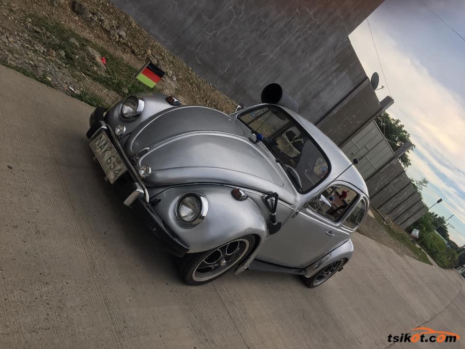 Volkswagen Beetle 2000 - 5