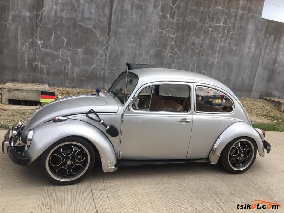 Volkswagen Beetle 2000 - 7