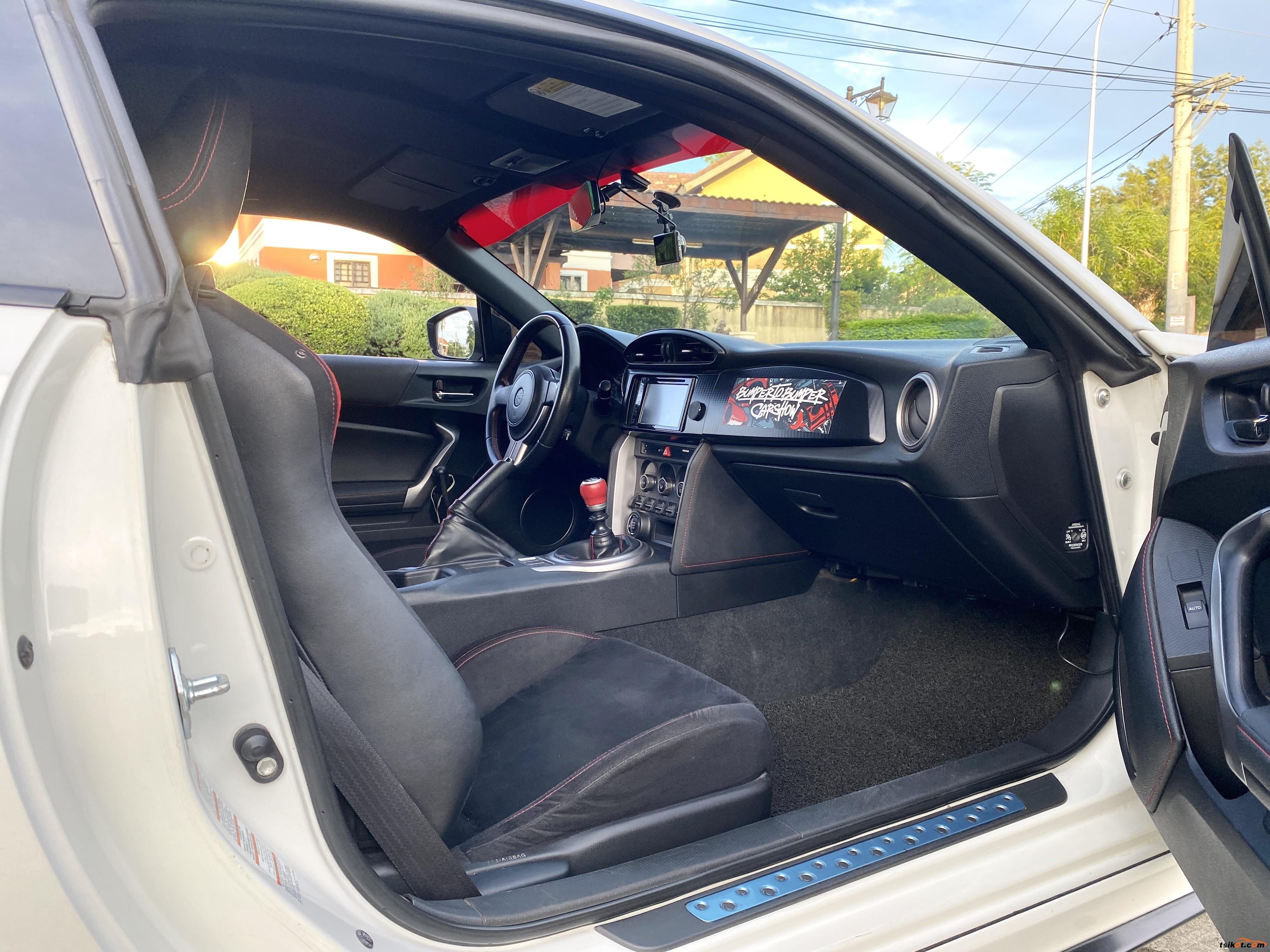 Toyota 86 2013 - 5