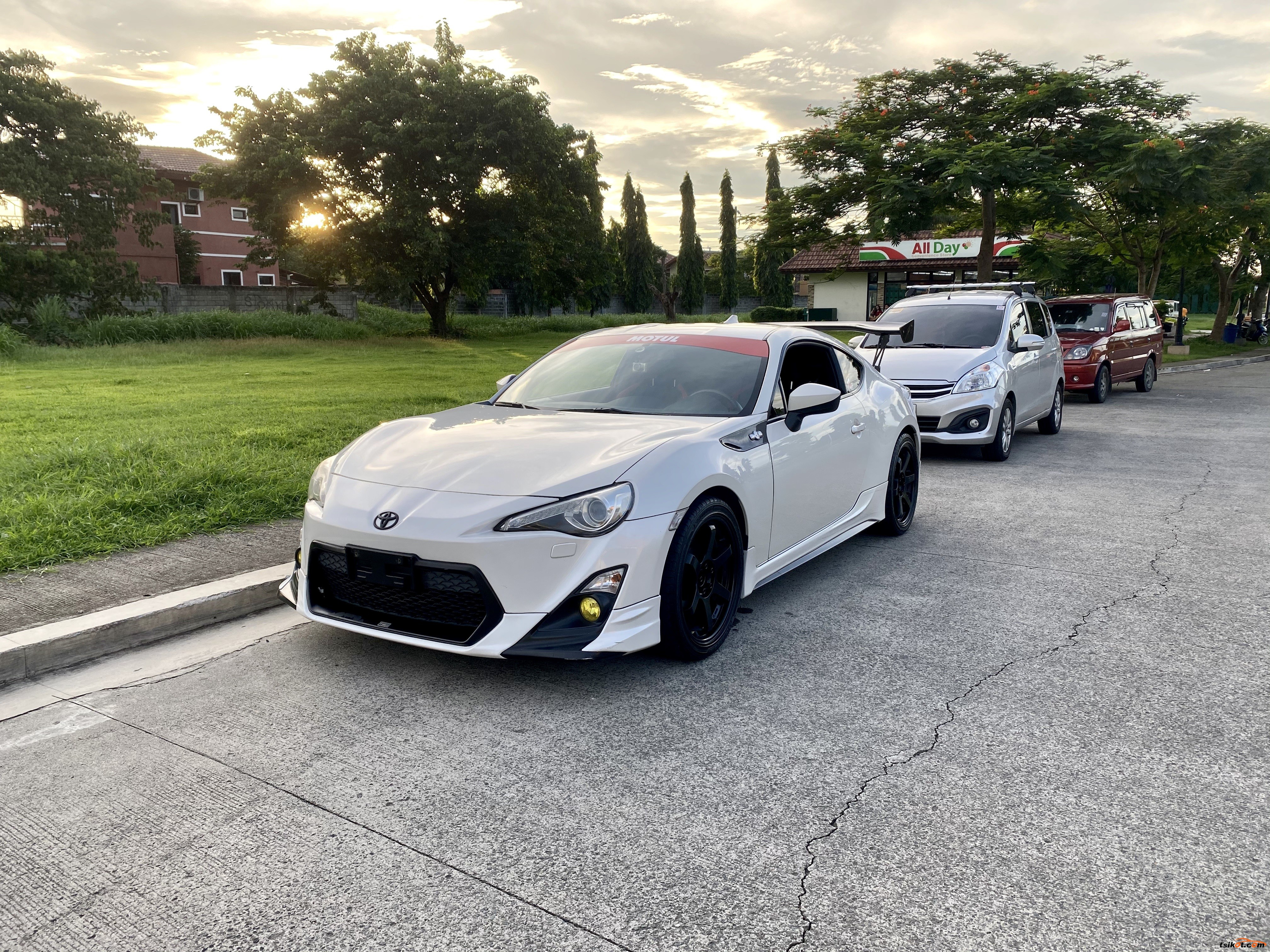 Toyota 86 2013 - 6