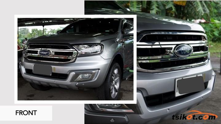 Ford Everest 2016 - 2