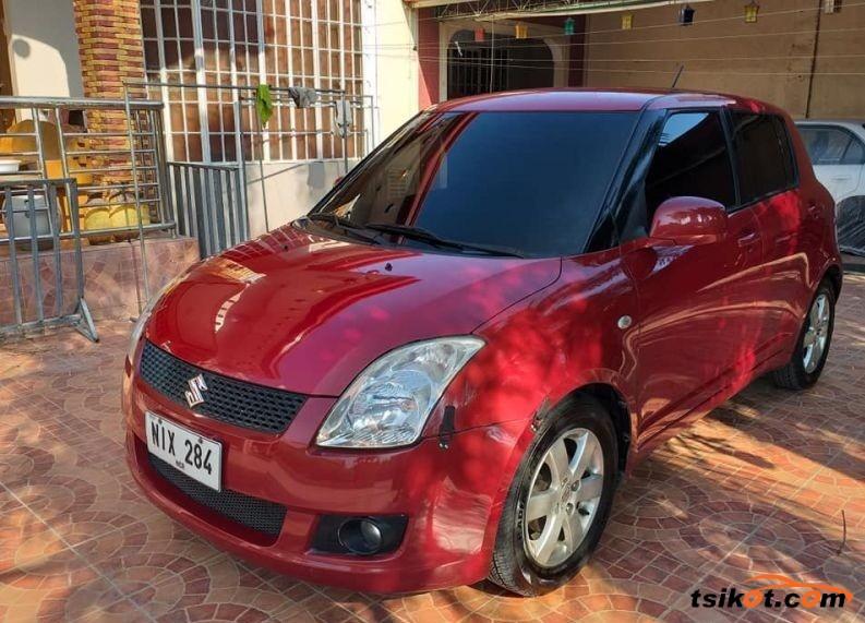 Suzuki Swift 2001 - 1
