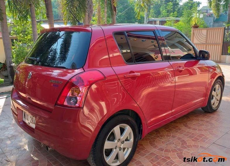 Suzuki Swift 2001 - 2