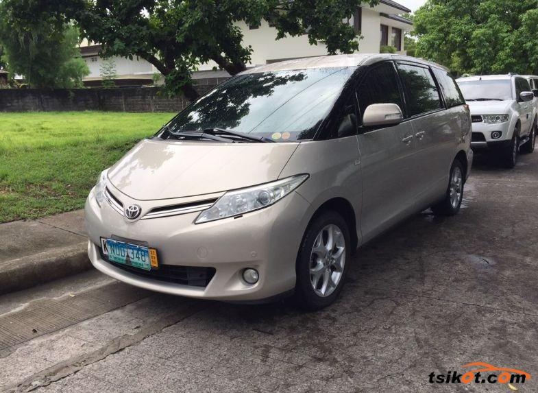 Toyota Previa 2010 - 1