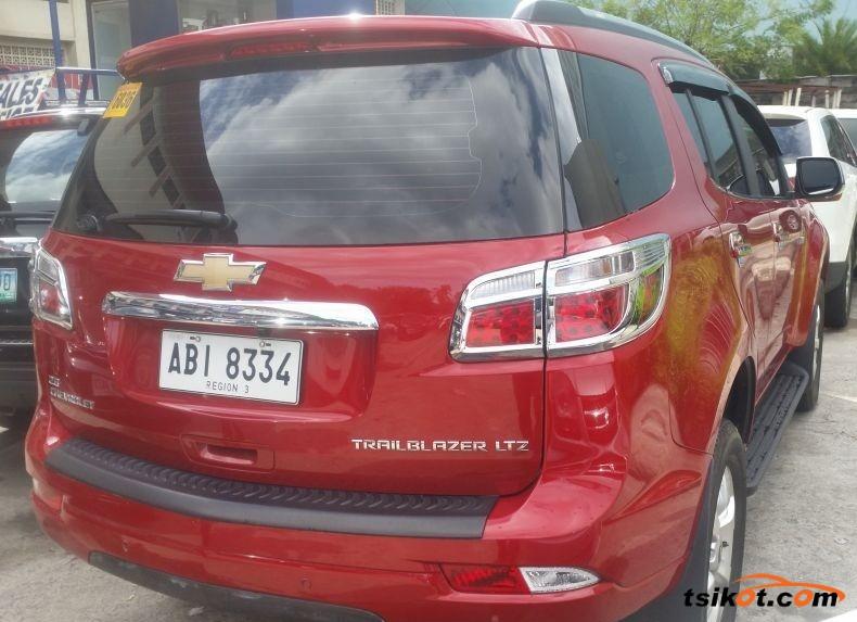 Chevrolet Trailblazer 2015 - 2