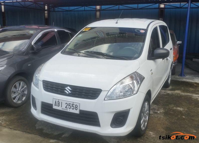 Suzuki Ertiga 2015 - 1