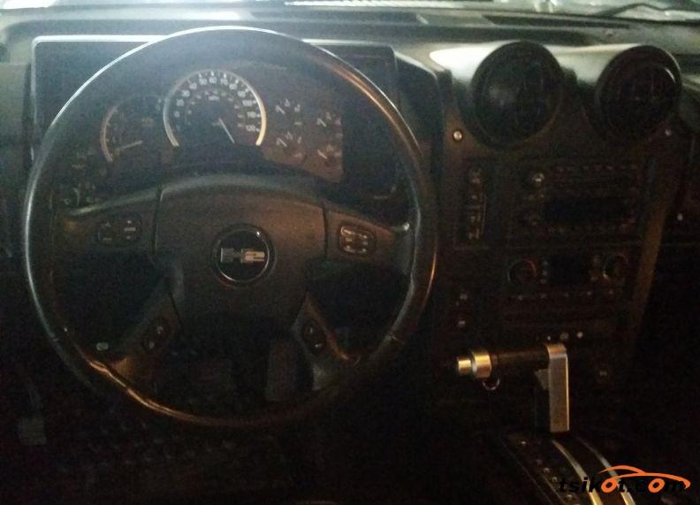 Hummer H2 2005 - 3
