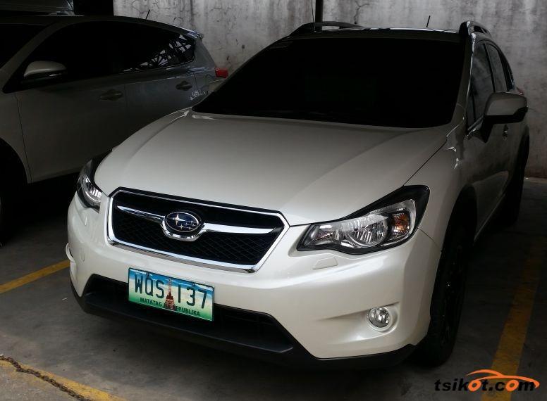 Subaru Forester 2012 - 1