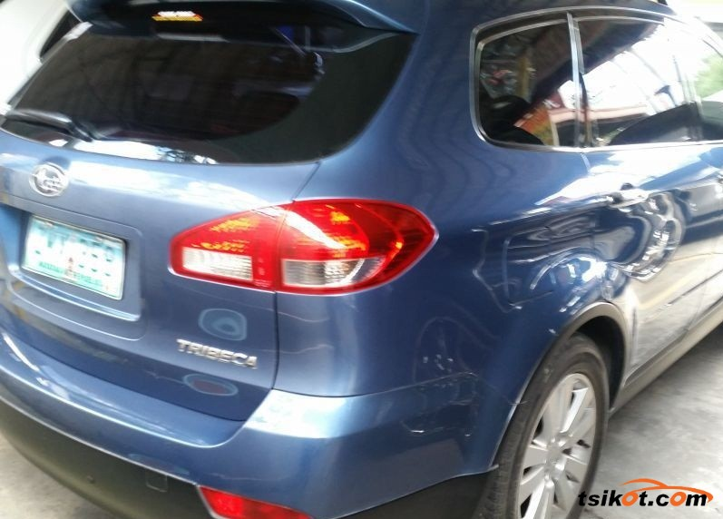 Subaru Tribeca 2008 - 2