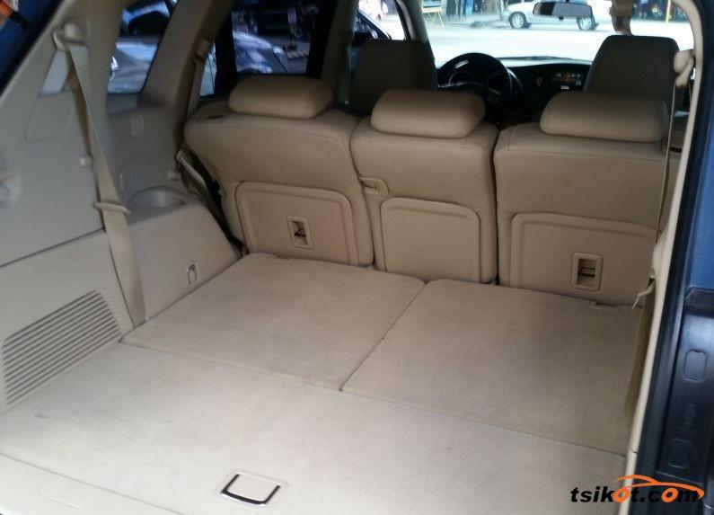 Subaru Tribeca 2008 - 5